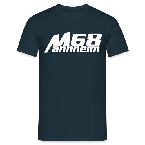 mannheim 68 - Männer T-Shirt