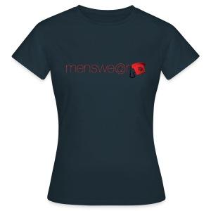 orange telephone tee - Women's T-Shirt