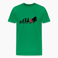 Piano Music Evolution T-Shirts