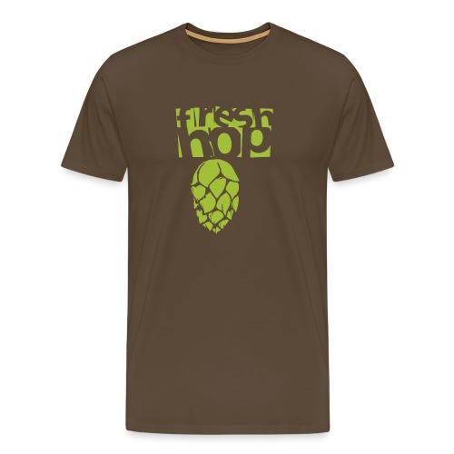 Fresh hop clásica hombre - Camiseta premium hombre