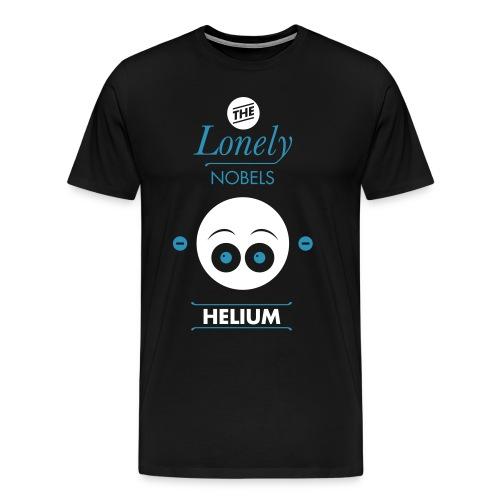 TLN Helium - Premium T-skjorte for menn