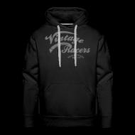 Sweat-shirts ~ Sweat-shirt à capuche Premium pour hommes ~ VR Big Sweater Steel