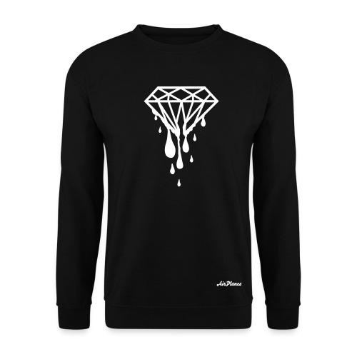 Pull Homme Diamant/AirPlanes - Sweat-shirt Homme