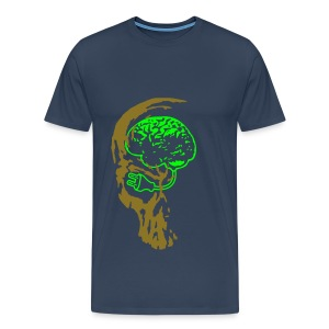 The Brainman - Mannen Premium T-shirt