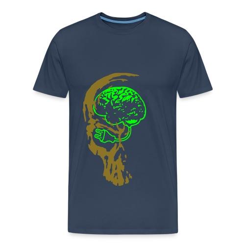 The Brainman - Mannen Premium T-shirt