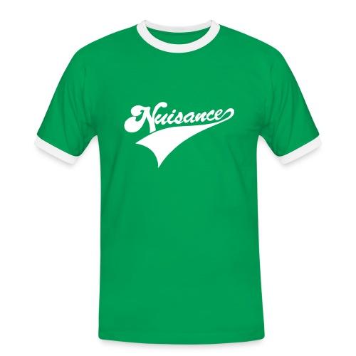 nuisance tee - Men's Ringer Shirt