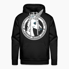 Black Colt - Unicorn Love (onblack) Hoodies & Sweatshirts