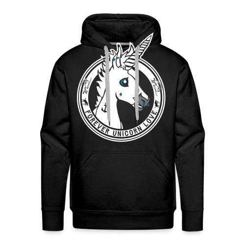 Colt - Forever Unicorn Love - Männer Premium Hoodie
