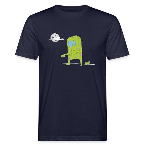 Toastmonster - Männer Bio-T-Shirt