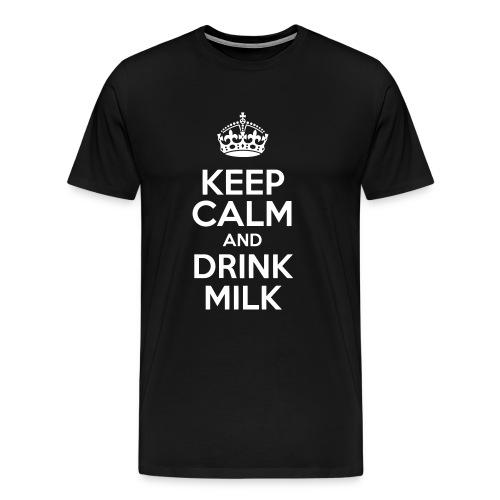 KeepCalm (Homme) - T-shirt Premium Homme