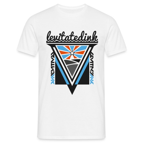 Utopian - LevitatedINK - Men's T-Shirt