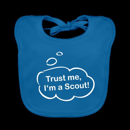Trust me! - Baby Organic Bib