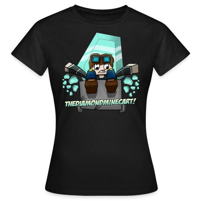 "WOMENS - ""DanTDM"" T-Shirt"