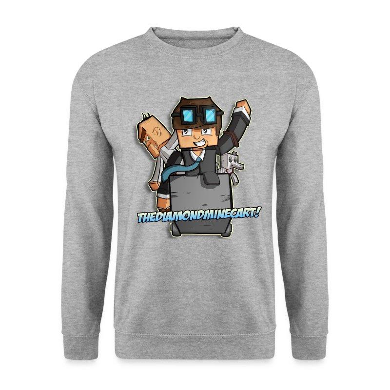 MENS - TeamTDM Jumper - Men's Sweatshirt