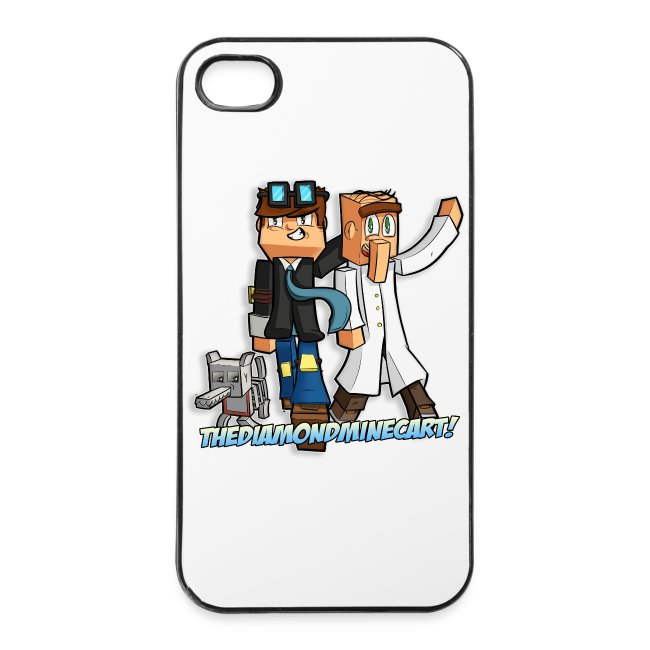 """IPHONE CASE - """"The Gang"""""""