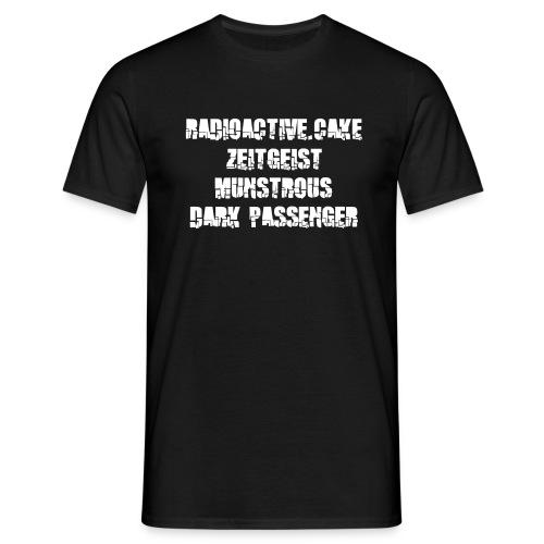 Bonus Shirt (font white) - Men's T-Shirt