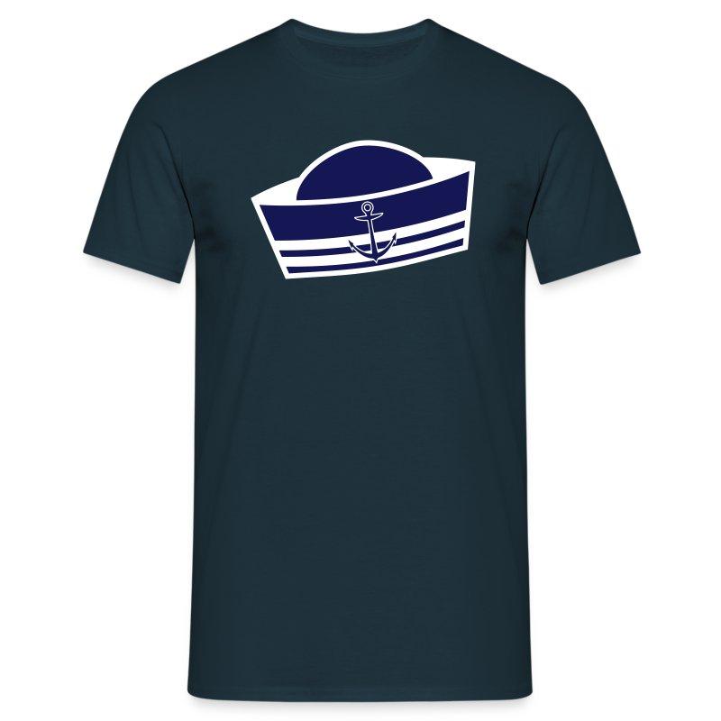 matrosenhut hut eines matrosen t shirt spreadshirt. Black Bedroom Furniture Sets. Home Design Ideas