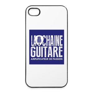 Coque iPhone 4/4S LCG - Coque rigide iPhone 4/4s