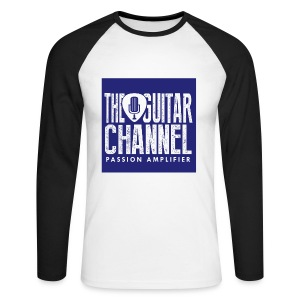 T-Shirt long sleeves TGC - Square logo - T-shirt baseball manches longues Homme