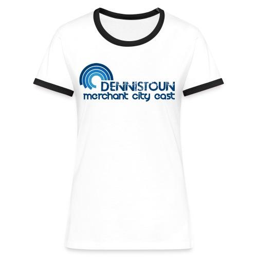 Dennistoun MCE - Women's Ringer T-Shirt