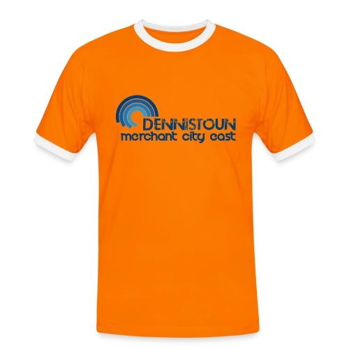Dennistoun MCE - Men's Ringer Shirt