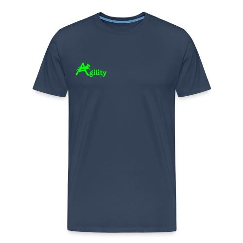 Agility - Team - Männer Premium T-Shirt