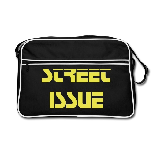 STREET ISSUE RETRO BAG - Retro Bag
