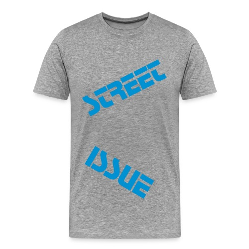 Street Issue T-Shirt - Men's Premium T-Shirt
