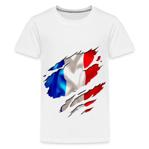 77-96 - Teenage Premium T-Shirt