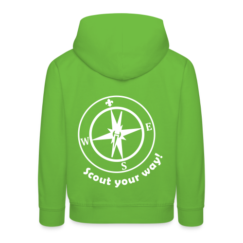 Scout your Way! - Hoody Kids - Kids' Premium Hoodie
