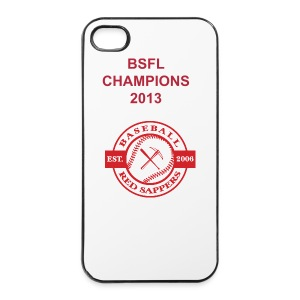 Iphone 4/4S Hard Case BSFL Champions  - iPhone 4/4s Hard Case
