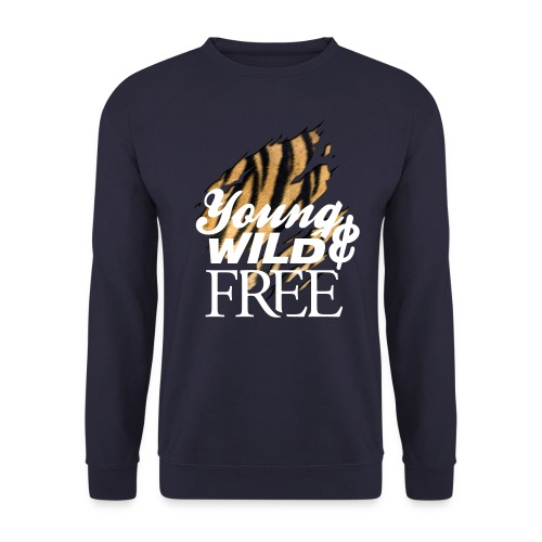 Sweat_YW&F - Sweat-shirt Homme