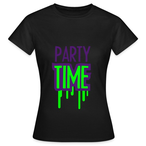 party time! - Maglietta da donna