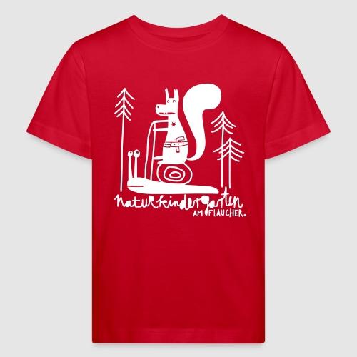 NaKiGa - nicht mehr leuchtend! - Kinder Bio-T-Shirt
