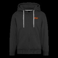 Hoodies & Sweatshirts ~ Men's Premium Hooded Jacket ~ Hoodie