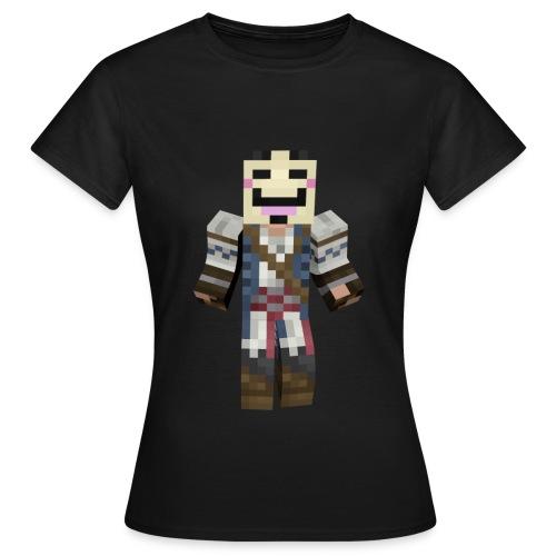 Mystery Assassine (Weiblich) - Frauen T-Shirt