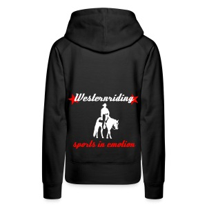 Westernreiten Sports in Emotion Pullover & Hoodies - Frauen Premium Hoodie