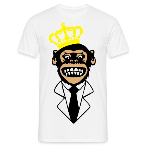 T-shirt_Monkey_King - T-shirt Homme