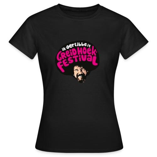 Oerlibbe it festival - Vrouwen T-shirt