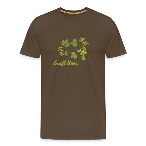 Craft Beer clásica hombre - Camiseta premium hombre