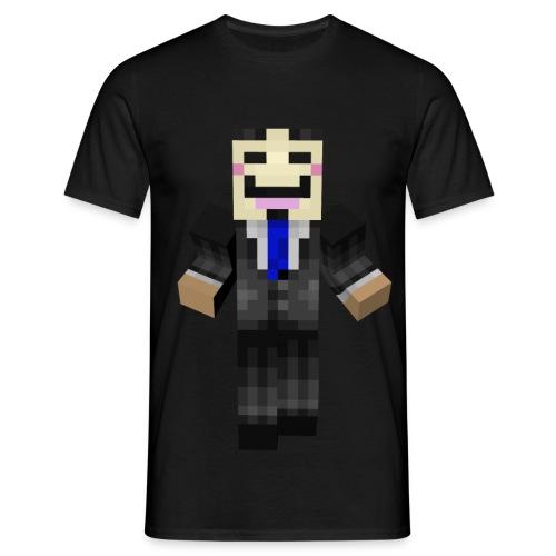 Walking Skin (Männlich) - Männer T-Shirt