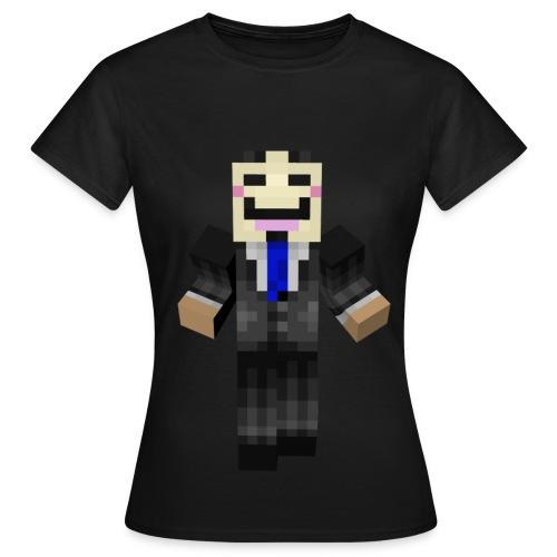 Walking Skin (Weiblich) - Frauen T-Shirt