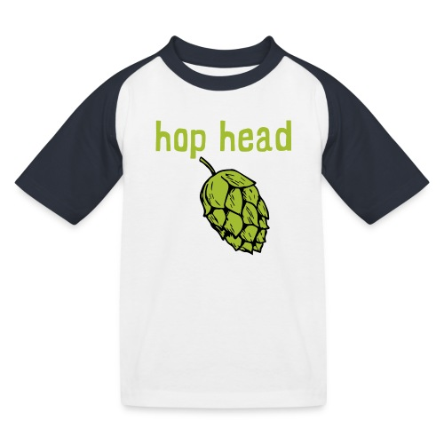 Hop Head niño - Camiseta béisbol niño