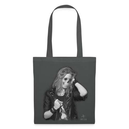 Tote Bag - annso,annsom,band,blog,createur,designer,fashion,groupe,guitariste,kooples,massot,mode,mort,music,olivier,paris,pop,rock,sac,shopping,skull,tete,vetement