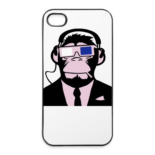 Monkey cover - iPhone 4/4s Hard Case
