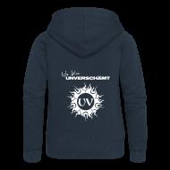 Pullover & Hoodies ~ Frauen Premium Kapuzenjacke ~ Ladies Kapuzenjacke