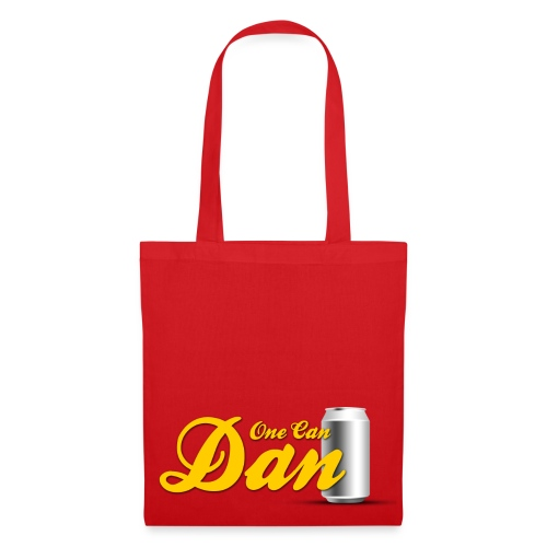 One Can Dan - Tote Bag