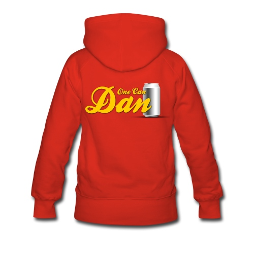 One Can Dan - Women's Premium Hoodie