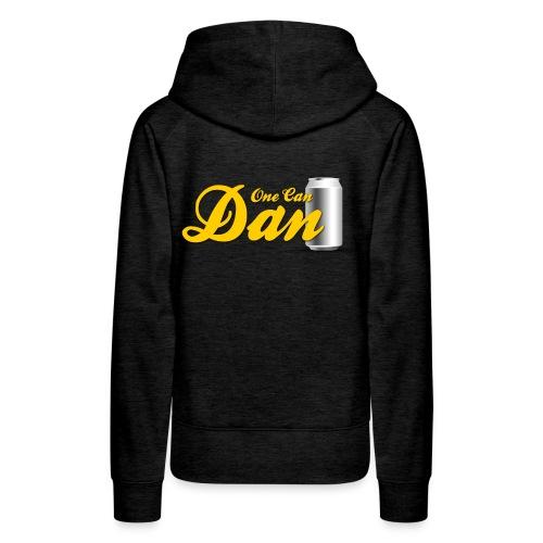 One Can Dan - Women's Premium Hoodie
