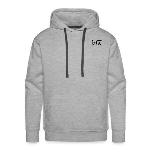 Men's Training Hoody - Men's Premium Hoodie